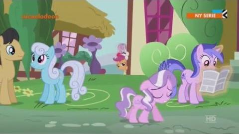 The Pony I Want to Be/International versions