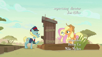 """Ticket Pony """"not used to seeing anypony"""" S8E23"""