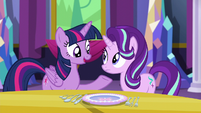 "Twilight ""just how far you've come"" S6E6"
