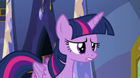 Twilight Changeling --did it not go well--- S6E25