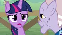 """Twilight Sparkle """"what was it?"""" S9E5"""