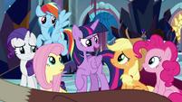 Twilight Sparkle -the real magic is- S9E2