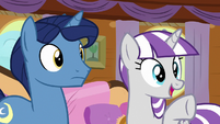 "Twilight Velvet ""when somepony offers you"" S7E22"