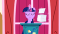 Twilight about to give a speech S1E04.png