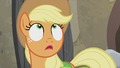 Applejack looking up S5E20.png