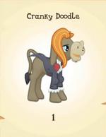 Cranky Doodle MLP Gameloft