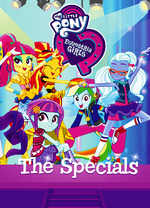 Equestria Girls Specials UK DVD prototype cover