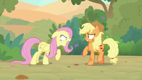 "Fluttershy ""please listen to me!"" S8E23"