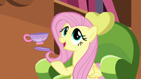 Fluttershy -never known anypony as funny as you- S5E7