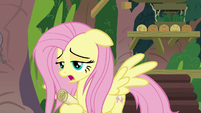 "Fluttershy exhausted ""I'll take care of it"" S9E18"
