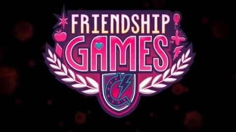 Friendship Games song (Instrumental)