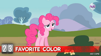 """Hot Minute with Pinkie Pie """"is this a trick question?"""""""
