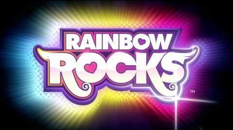 MLP EG - Rainbow Rocks Music The Theme Song HD