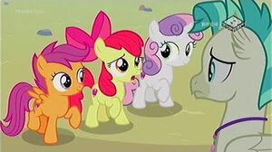 MLP FiM - Your Heart Is in Two Places Indonesian