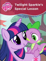 MLP Twilight Sparkle's Special Lesson e-book cover