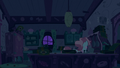 Mrs. Cake in the far corner of the kitchen S6E15.png
