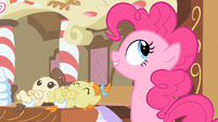 Pinkie Pie big breakfast S2E13