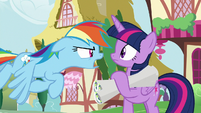 Rainbow Dash -seriously-!- S8E20