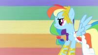 Rainbow Dash To Prove S1E26