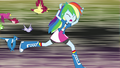 Rainbow Dash being chased by birds EG2.png
