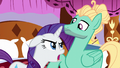 """Rarity """"pawn it off on innocent woodland creatures!"""" S6E11.png"""