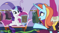Sassy Saddles -I'm sure she'd love that- S7E6