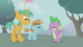 """Spike """"were you guys actually there?"""" S1E06.png"""