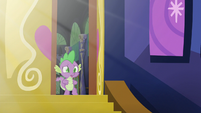 Spike --A little while--- S5E22