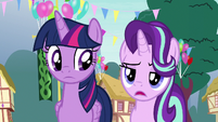 Starlight -they might not get each other- S7E15