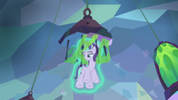 Starlight Glimmer floating in midair S9E25