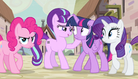 """Starlight singing """"you don't see eye-to-eye"""" S5E1"""