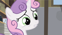 Sweetie Belle hurting other S2E23