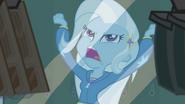 Trixie dramatic scream EG