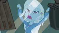 Trixie dramatic scream EG