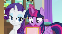 "Twilight Sparkle ""it's not that"" S8E16"