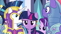 Twilight Sparkle steps forward S6E16