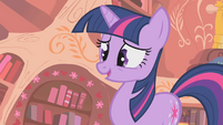 Twilight check off S1E8