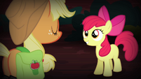 "Apple Bloom ""Thanks to you"" S4E17"