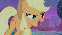 Applejack 'Any minute now' S4E07
