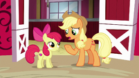 Applejack --things aren't like they were-- S6E14