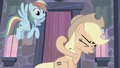 Applejack fails to speak countryisms S5E02.png