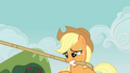 Applejack getting pulled S3E03.png