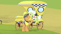 Cabbie pony helps Granny into the taxi S4E17.png