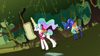 "Celestia ""after darkest night, a new dawn"" S9E13"