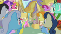Crowd got the cutie pox panic S2E06.png