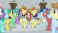 Flim and Flam singing Friendship U S8E16