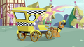 Fluttershy fight in taxi S2E19.png