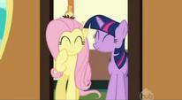 Fluttershy giggling S02E14