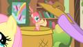 Hiding Philomena in the basket S1E22.png