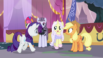 """Lily Lace """"you can thank Applejack"""" S7E9"""